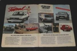 Das Ford PKW programm 1983 (p2)
