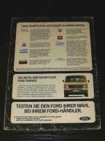 Das Ford PKW programm 1983 (p3)