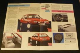 Fiesta SUPERsport Meer rijplezier van Ford (p2)