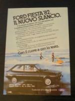 Ford Fiesta 82 Il nuovo slancio
