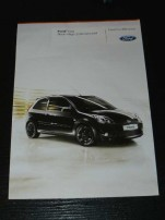 Ford Fiesta Black Magic Editionsmodell