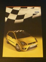 Ford Fiesta Champ Limitiere Edition, Feel the difference