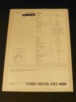 NUOVA! Fiesta XR2