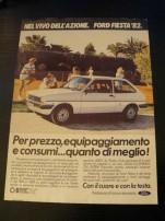 Nel vivo dellazione Ford Fiesta 82