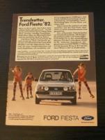 Trendsetter Ford Fiesta 82